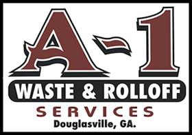 Dumpster Rental in Douglasville GA from A-1 Waste & Rolloff Service Inc.