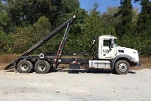 Dumpster Sizes in Atlanta GA from A-1 Waste & RollOffs