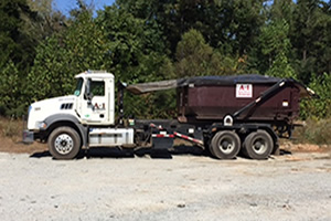 Dumpsters in Atlanta GA to rent from A-1 Waste & RollOff Services